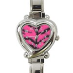 I love this watch! :) - Heart Italian Charm Watch
