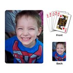 Noah cards - Playing Cards Single Design