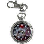 Bailey on watch - Key Chain Watch