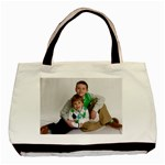 This is a tote bag I made on Artscow. - Basic Tote Bag