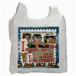 I Scream U Scream - Recycle Bag (Two Side)