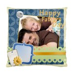 happy father day - Standard Cushion Case (Two Sides)