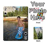 YOSEMITE CARDS - Playing Cards 54 Designs (Rectangle)