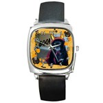 Max-oween Watch - Square Metal Watch