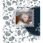 Grandma Land s Homegoing Celebration - 8x8 Photo Book (39 pages)