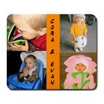 Hader Mousepad - Collage Mousepad
