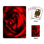 Eternal Rose Playing Cards - Playing Cards Single Design (Rectangle)