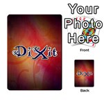 Dixit 1 - Playing Cards 54 Designs (Rectangle)