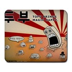 Tofu - Large Mousepad