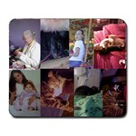 grahams christmas - Collage Mousepad