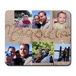 beach - Collage Mousepad