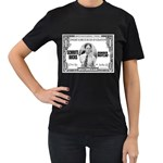 Schrute Buck - Women s T-Shirt (Black)