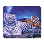 Beautiful Tigers - Large Mousepad