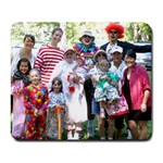 Clown Mousepad - Collage Mousepad