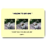 WELCOME DOOR MAT - Large Doormat