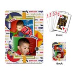 Single Design Playing Cards - Playing Cards Single Design (Rectangle)