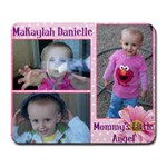 MaKaylah - Collage Mousepad