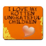 Rotten Ungrateful Children - Collage Mousepad