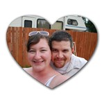 aaaw - Heart Mousepad