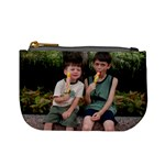 Sean and Dillon in Disney  - Mini Coin Purse