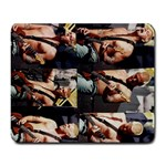 sublime design - Large Mousepad