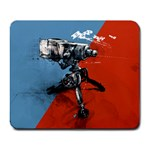 Sentry - Collage Mousepad