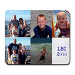 LBI 2010 - Collage Mousepad