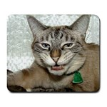 Simon the Zoom Zoom Meezer! - Large Mousepad