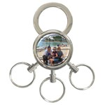 Cruise Key Chain - 3-Ring Key Chain