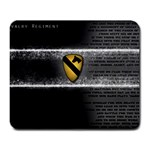 7th Cavalry - Large Mousepad
