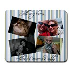 My Loves - Collage Mousepad