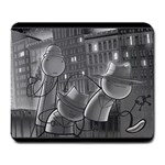 The End of Problem Sleuth - Large Mousepad