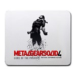 Metal gear - Large Mousepad