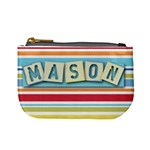 Mason s coin bag - Mini Coin Purse
