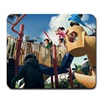 Zombie Kids Yeah - Collage Mousepad