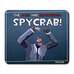 Team Fortress 2 - SpyCrab - Large Mousepad