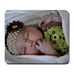 MaKayla Lynn Warner - Large Mousepad