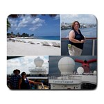 cruise 2010 - Collage Mousepad