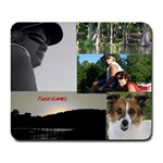 TWIN FLAMES 2 - Collage Mousepad