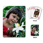 Playing Cards for Granny only 1.99 - Playing Cards Single Design (Rectangle)