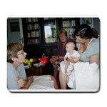 4 generations - Large Mousepad