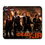 Their flight just got delayed. Permanently. - Large Mousepad