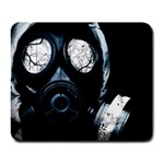Gas Mask - Collage Mousepad