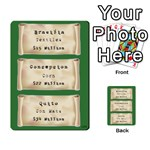 South America Cards 3TC - Multi-purpose Cards (Rectangle)