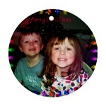 Lillie/Zachy - Ornament (Round)