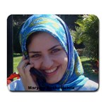 maryam neshastehriz - Collage Mousepad