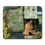 Lyrics - Collage Mousepad