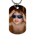 OMG! - Dog Tag (One Side)