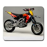Aprilia Supermoto - Large Mousepad