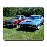 Plymouth RoadRunner & Dodge Coronet - Large Mousepad